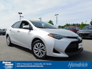 Used 2018 Toyota Corolla LE CVT Sedan BH24401A for sale in Greenville, NC
