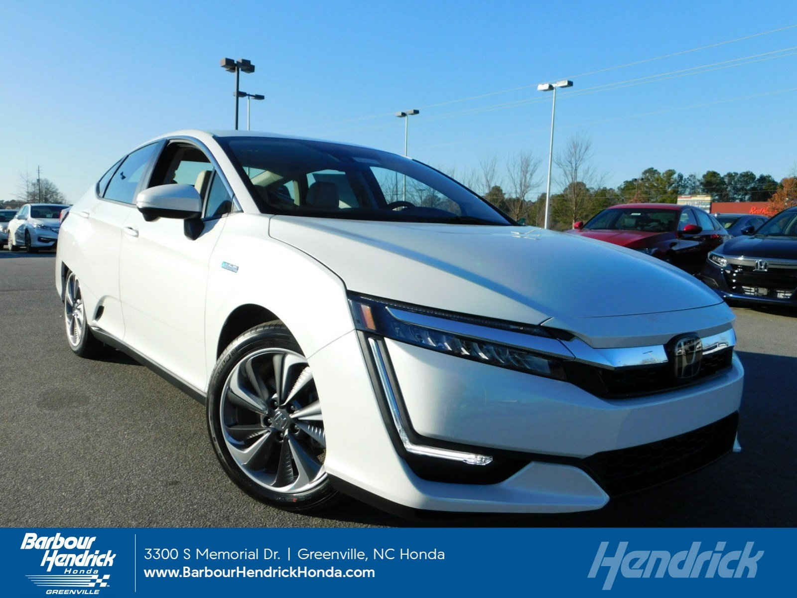 2018 Honda Clarity Plug-In Hybrid Touring Sedan Sedan