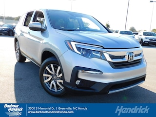 New 2019 Honda Pilot EX 2WD SUV BH24124 for sale in Greenville, NC
