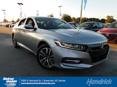 2018 Honda Accord Hybrid EX-L Sedan Sedan