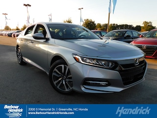 New 2018 Honda Accord Hybrid EX-L Sedan Sedan BH24078 for sale in Greenville, NC