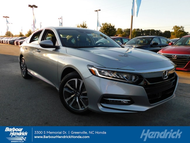 New 2018 Honda Accord Hybrid EX-L Sedan Sedan