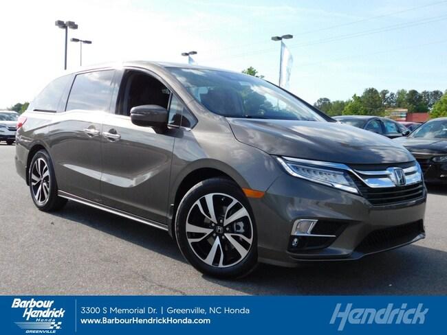 New 2019 Honda Odyssey Elite Auto Minivan