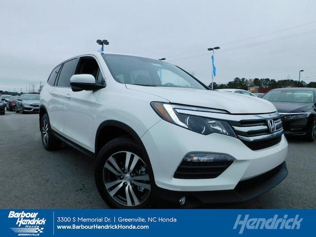 New 2018 Honda Pilot EX-L w/Navigation AWD SUV