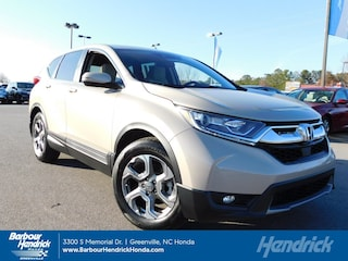 New 2019 Honda CR-V EX 2WD SUV for sale in Greenville, NC