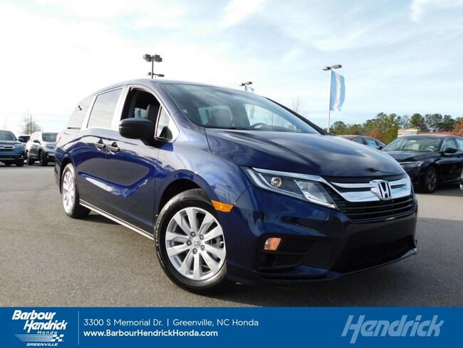 2019 Honda Odyssey LX Auto Minivan