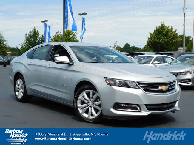 Used 2018 Chevrolet Impala 4dr Sdn LT w/1LT Sedan for sale in Greenville, NC