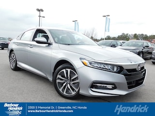 New 2019 Honda Accord Hybrid EX-L Sedan Sedan BH24633 for sale in Greenville, NC