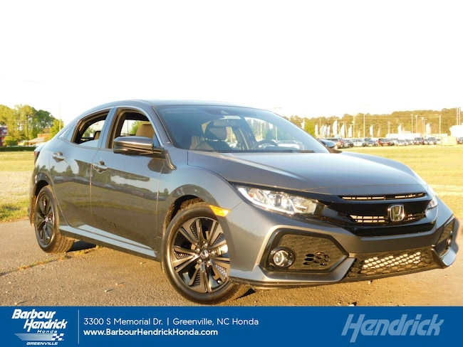 2019 Honda Civic Hatchback EX CVT Hatchback