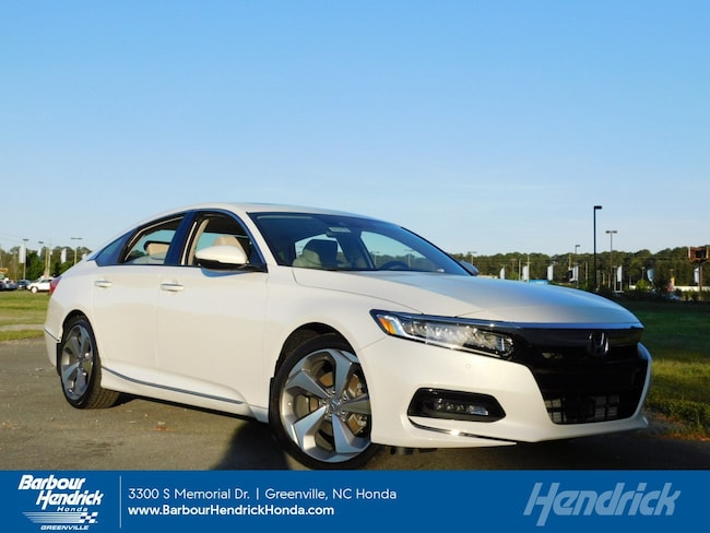 2019 Honda Accord Sedan Touring 2.0T Auto Sedan