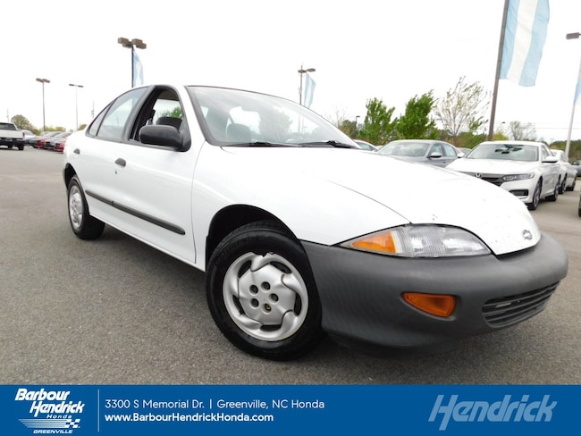 Used 1996 Chevrolet Cavalier 4dr Sdn Sedan for sale in Greenville, NC
