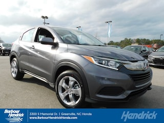 New 2019 Honda HR-V LX AWD CVT SUV BH24607 for sale in Greenville, NC