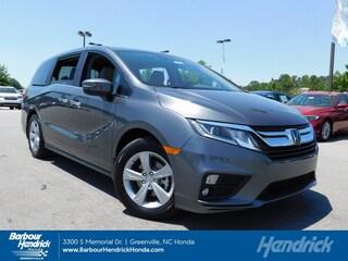 New 2019 Honda Odyssey EX-L Auto w/Navi/RES Minivan for sale in Greenville, NC