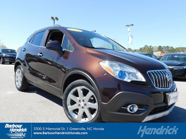 Used 2013 Buick Encore Leather FWD 4dr SUV for sale in Greenville, NC