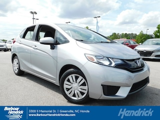 Used 2017 Honda Fit LX CVT Hatchback BH23464A for sale in Greenville, NC