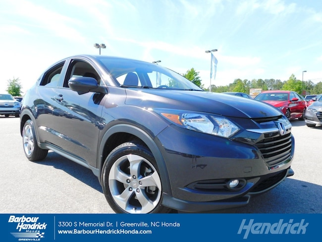 Certified Pre-Owned 2017 Honda HR-V EX 2WD CVT SUV for sale in Greenville, NC