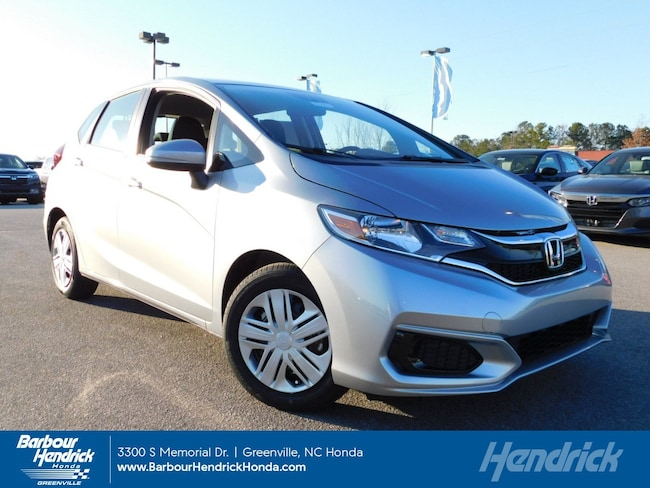 New 2019 Honda Fit LX CVT Hatchback