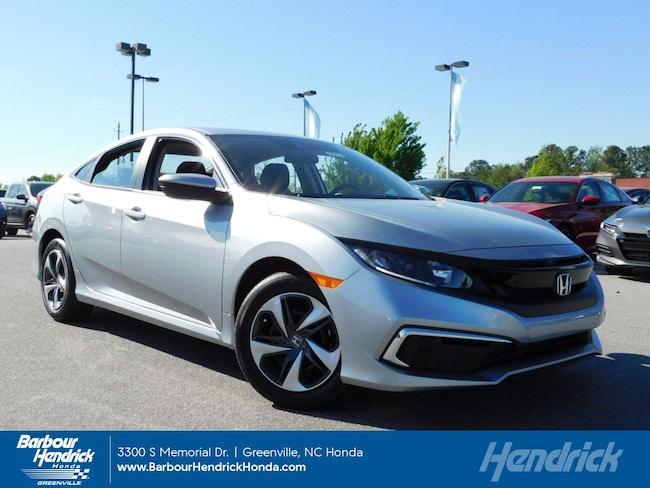 2019 Honda Civic Sedan LX CVT Sedan