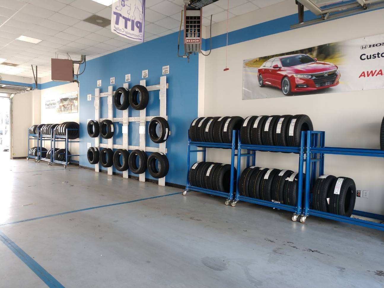 Tire Service Greenville, NC