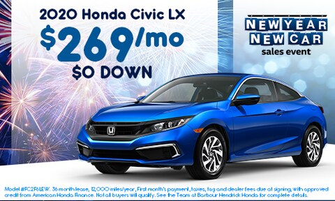 2020 Civic Offer - January 2020