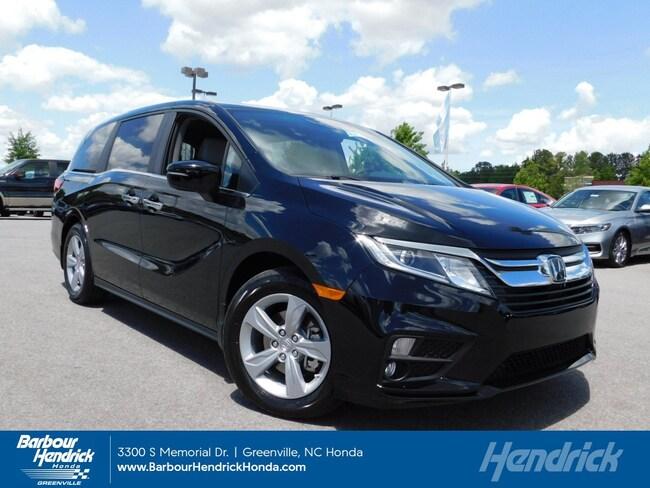 New 2019 Honda Odyssey EX-L Auto Minivan