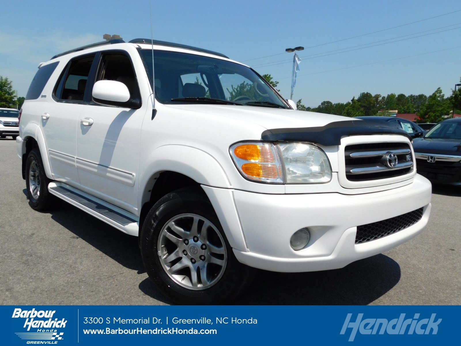 2003 Toyota Sequoia Limited 4dr SUV