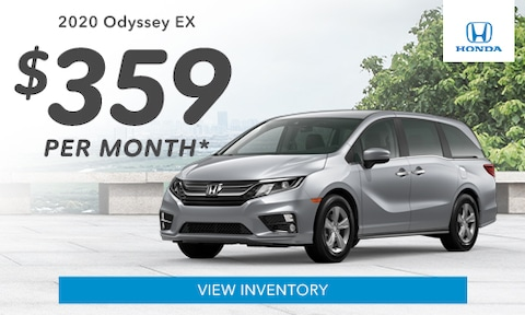 Odyssey lease special