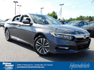 New 2019 Honda Accord Hybrid EX-L Sedan Sedan for sale in Greenville, NC
