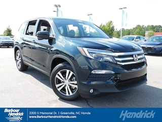 New 2018 Honda Pilot EX-L 2WD SUV BH23857 for sale in Greenville, NC