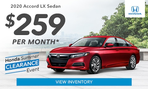 Accord July special