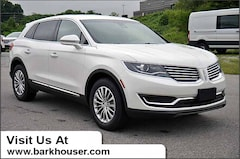 2018 Lincoln MKX Select MKX FWD