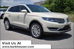 2018 Lincoln MKX Reserve MKX FWD