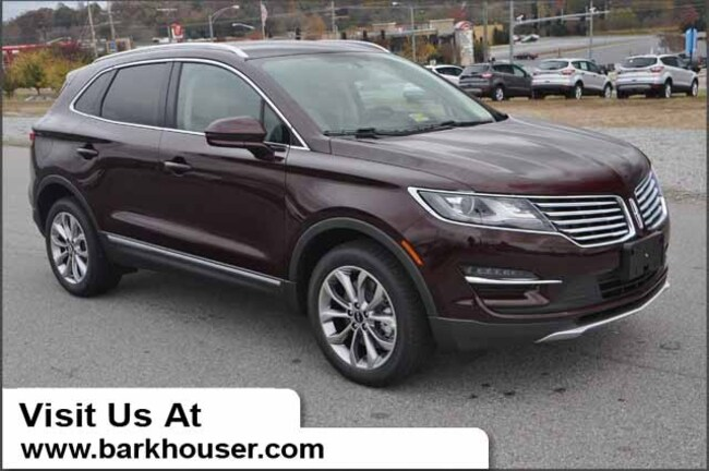 2018 Lincoln MKC Select AWD MKC AWD