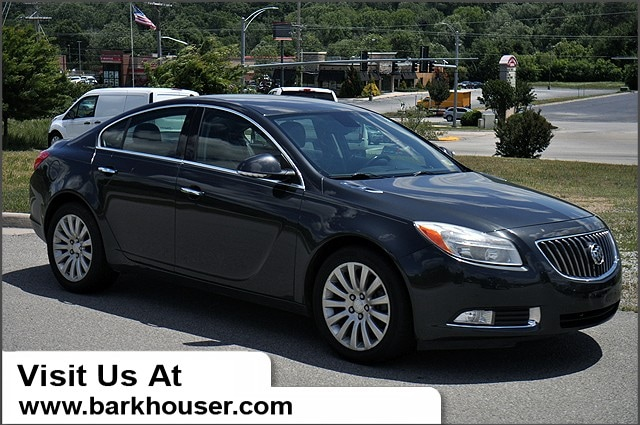 2013 Buick Regal Turbo, Premium 1 Sedan