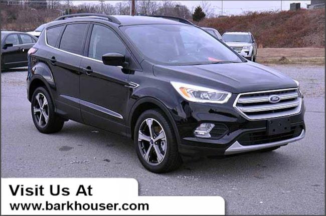 2018 Ford Escape SEL Wagon