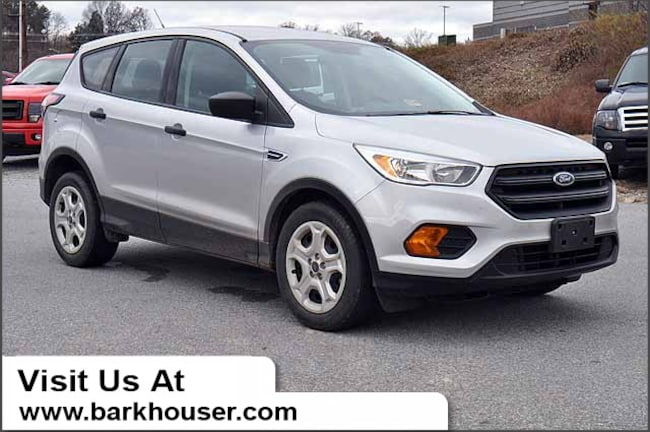 2017 Ford Escape S Wagon