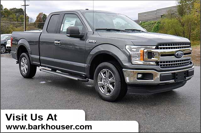 2018 Ford F-150 Super Cab XLT Extended Cab