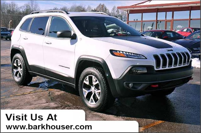 2018 Jeep Cherokee Trailhawk Wagon