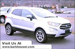 2018 Ford EcoSport Titanium Wagon