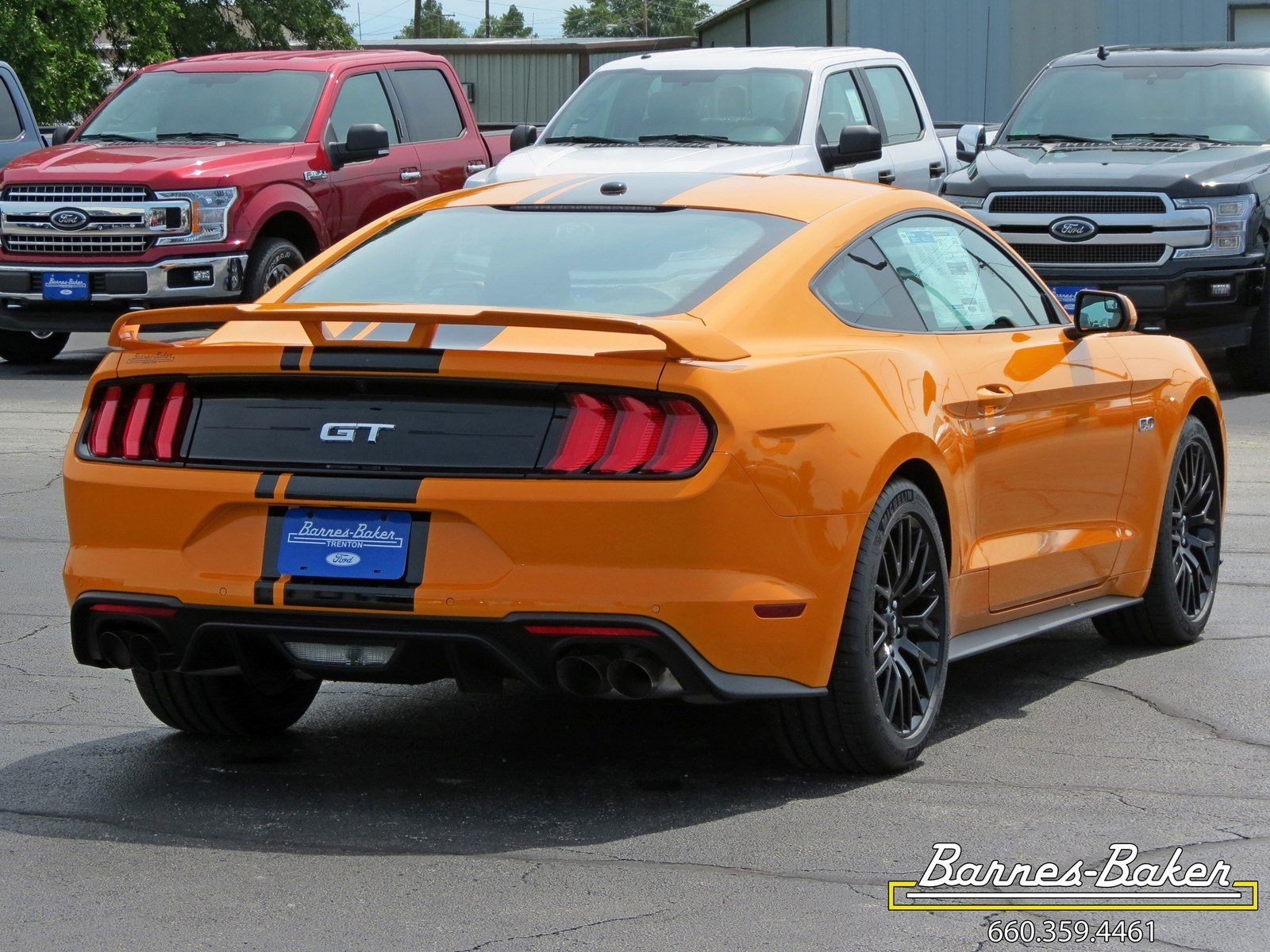New 2019 Ford Mustang For Sale At Guess Ford Inc Vin