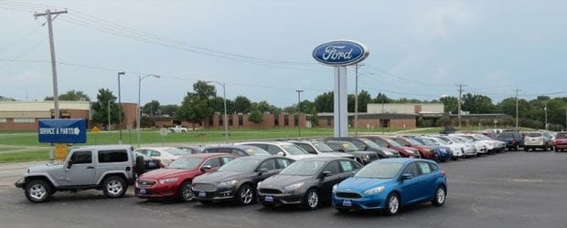 New and Used Ford Car Dealership Near Chillicothe, MO