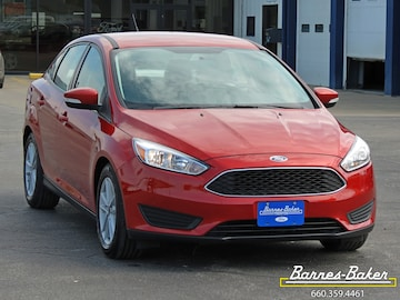 2018 Ford Focus Sedan