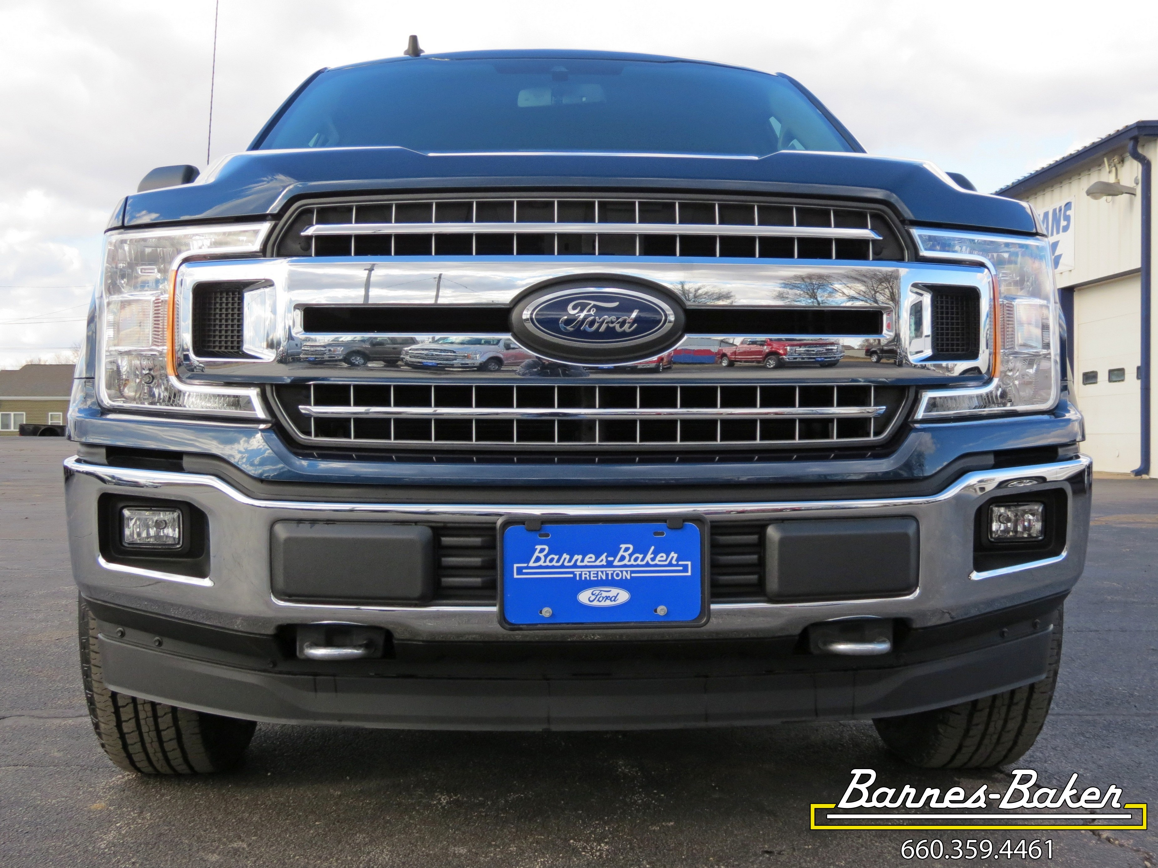 New 2019 Blue Jeans Ford F-150 For Sale | Trenton, MO