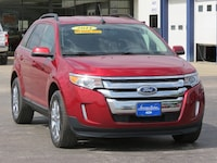 2014 Ford Edge SUV