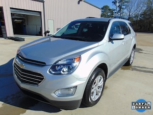 Bargain used vehicles 2017 Chevrolet Equinox LT SUV for sale near you in Tupelo, MS