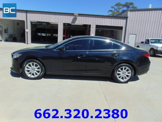 Used vehicles 2015 Mazda Mazda6 i Sport Sedan for sale near you in Tupelo, MS