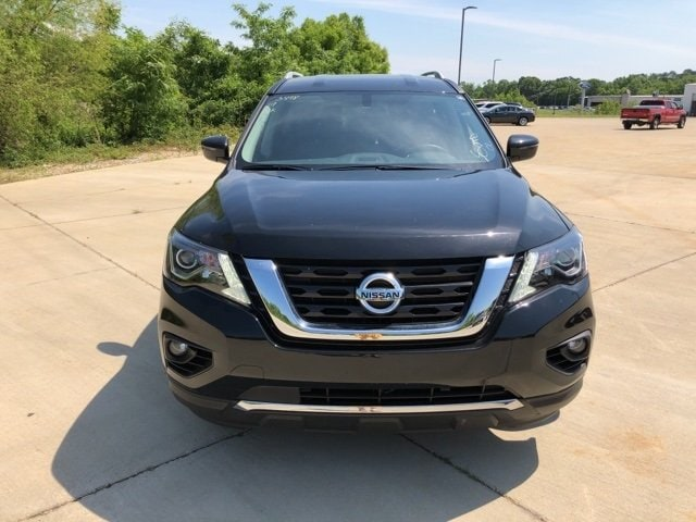 Used 2019 Nissan Pathfinder For Sale | Saltillo MS 5N1DR2MN2KC593608