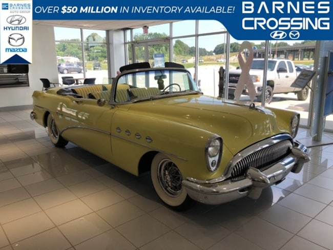 Used vehicle 1954 Buick Roadmaster Convertible for sale near you in Tupelo, MS