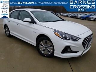 New Hyundai cars and SUVs 2019 Hyundai Sonata Hybrid SE Sedan for sale near you in Tupelo, MS