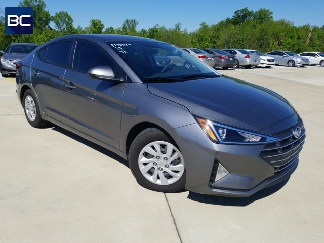 Used 2019 Hyundai Elantra For Sale At Barnes Crossing Hyundai Vin
